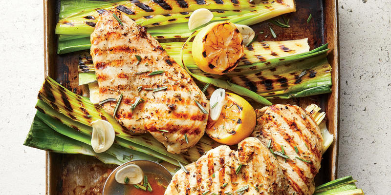 Grilled