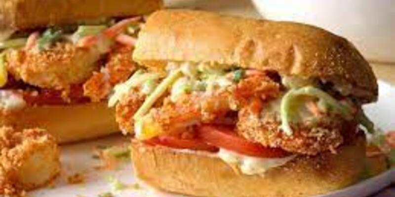 Shrimpwich